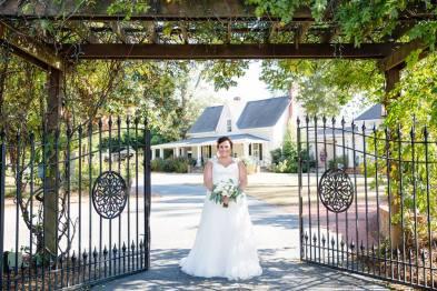 Thompson House & Gardens, Bogart, Georgia, Georgia Wedding Venue