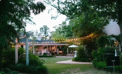 Thompson House & Gardens, Bogart, Georgia, Georgia Wedding Venue